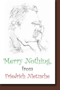 3Nietzsche's Christmas Card Cover Photo